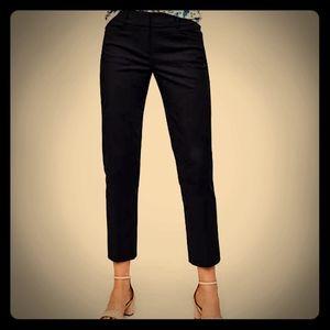 NWOT Loft Ladies Black Dress Trousers